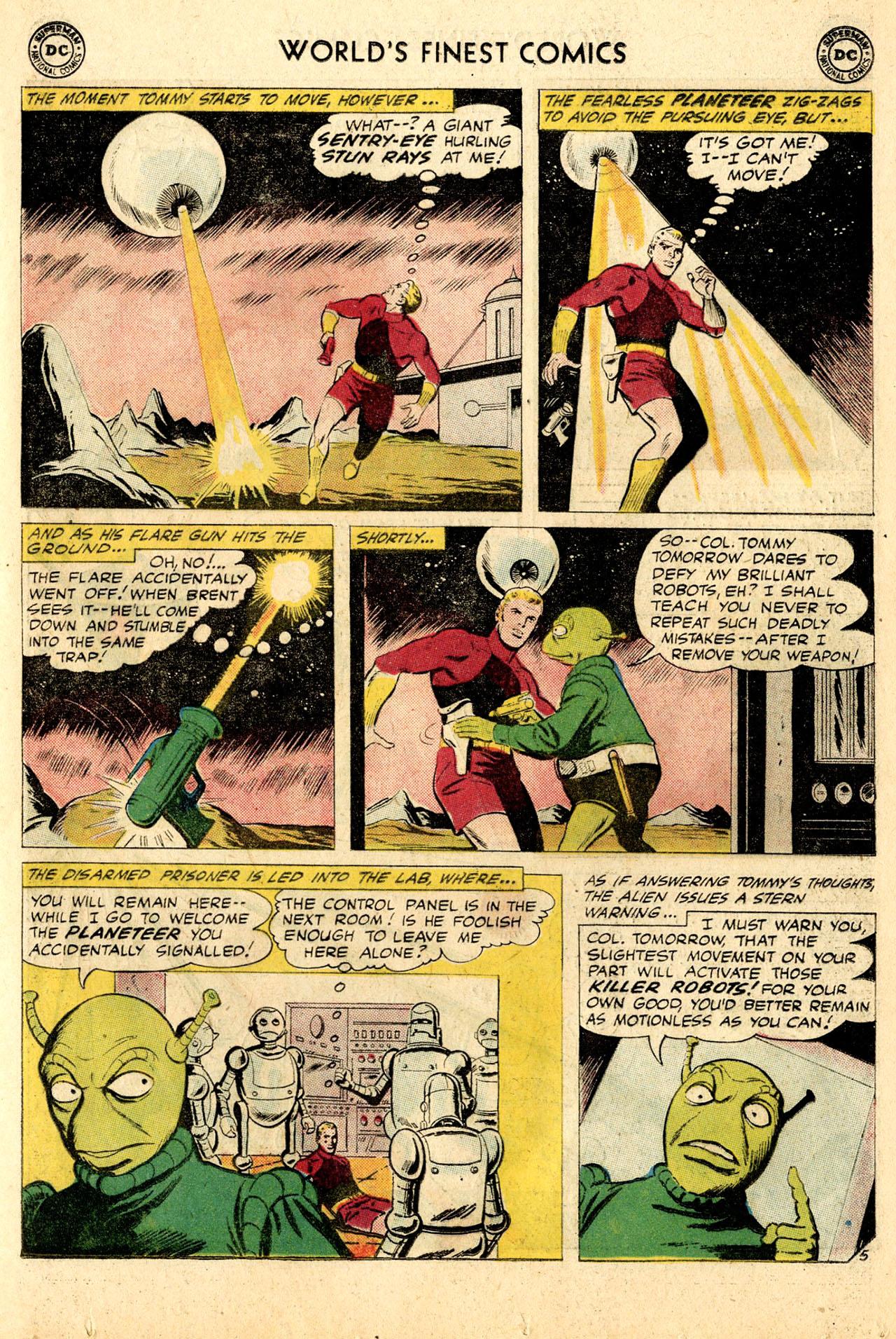 Read online World's Finest Comics comic -  Issue #110 - 21