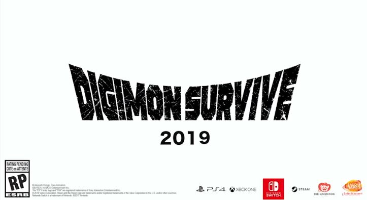 Digimon Survive survival strategy role-playing video game developed by Witchcraft and published by Bandai Namco Entertainment