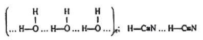 हाइड्रोजन बन्धन