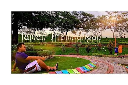 Swafoto di Taman Prambangan