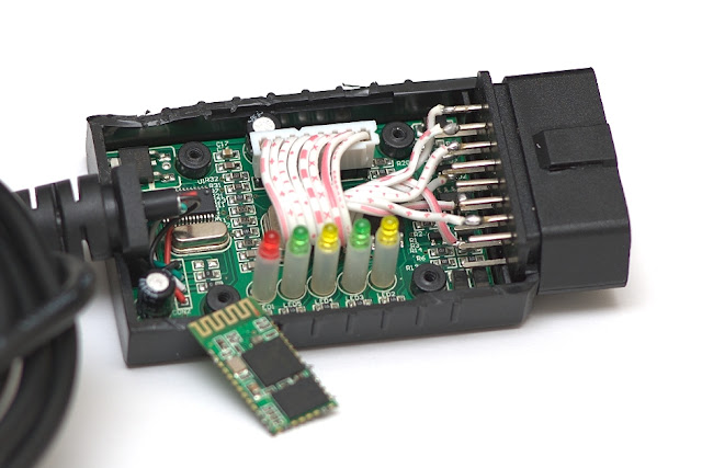 making electronics obd ii usb adapter to bluetooth. Black Bedroom Furniture Sets. Home Design Ideas