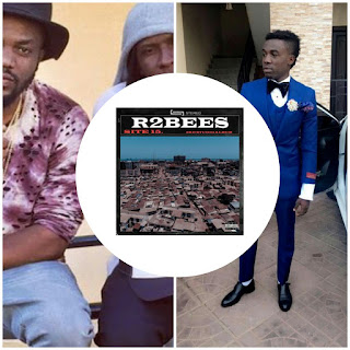 """""""I wanna buy a copy of R2bees 'Site - 15' Album for $25,000 - Criss Waddle"""