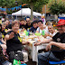 Zuazo-Arteagabeitia repite éxito con miles de personas en sus fiestas y mercado medieval