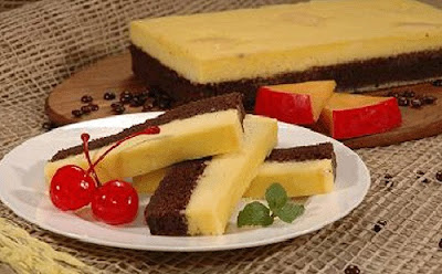 Resep Kue Brownis Cokelat + Keju