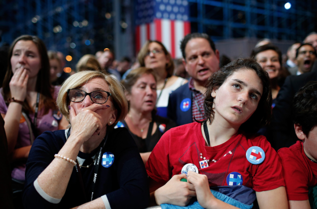 Democrats traumatized by 2016 are having pre-midterms nightmares