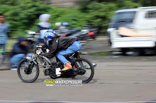 Gadhuro Drag Bike 2018 Seri 1 Jepara 4 Maret 2018