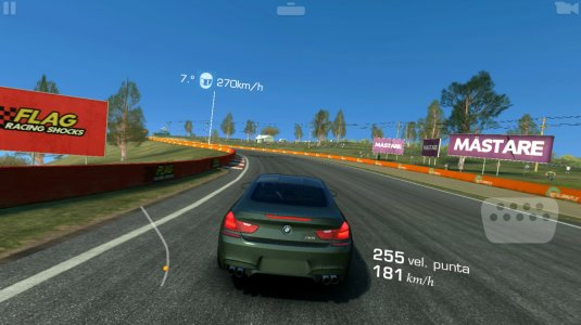 Tampilan Game Real Racing 3