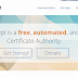 Get Free SSL Certificate   Best Sites ( All time) !!!
