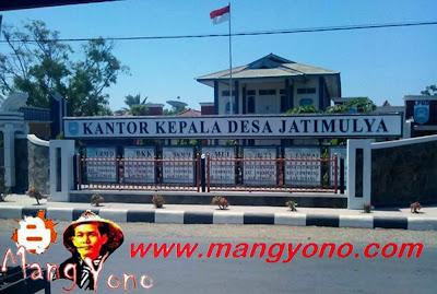 Desa Jatimulya, Kecamatan Compreng. Poto hasil jepretan Mang Dawocx Facebooker Subang ( FBS )