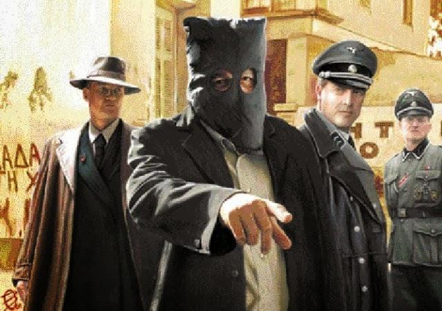 Ιδεολογικό καπέλο στη γερμανοφιλία
