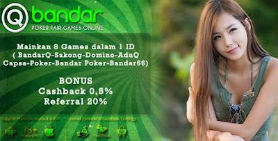 Permainan Judi Bandar66 Online QBandars.net