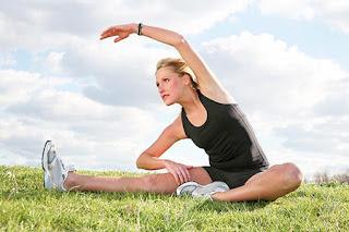 Bài tập thể dục giúp kéo giãn cột sống