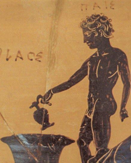Πως έφτιαχναν οι  Έλληνες κατά την αρχαιότητα τις φαγώσιμες ελιές.