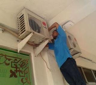 Service AC Ragunan, Service AC Panggilan