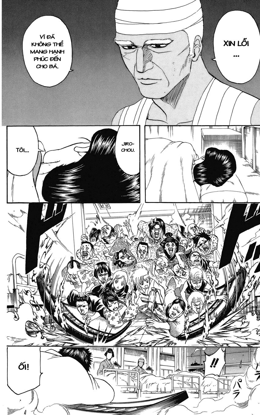 Gintama Chap 309 page 11 - Truyentranhaz.net