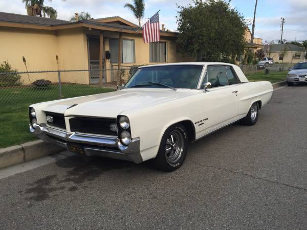 1964 Pontiac Grand Prix 455HO For Sale