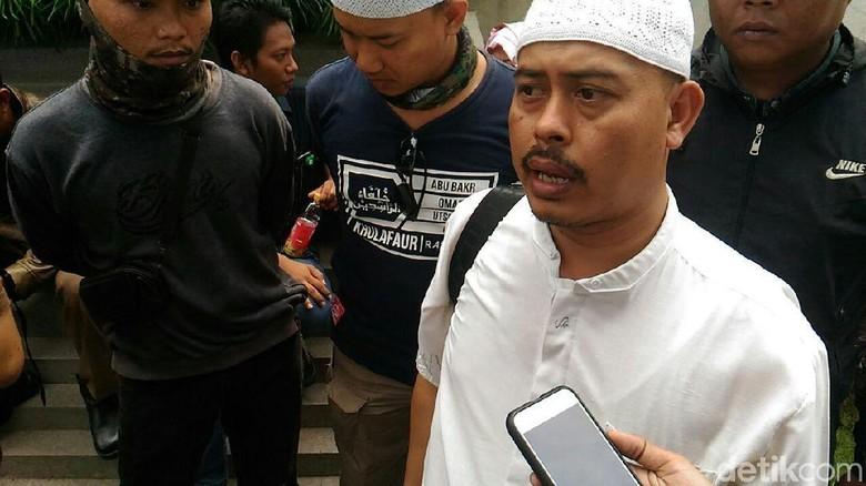 Perjalanan Kasus Ketum PA 212: Orasi di Tablig Akbar Berujung Tersangka