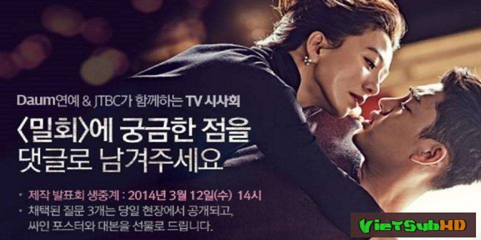 Phim Mối Tình Bí Mật Hoàn tất (16/16) VietSub HD | Secret Love Affair 2014