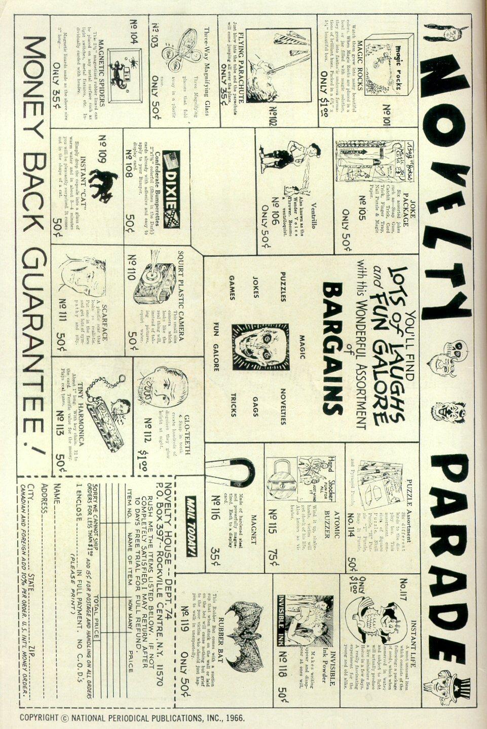 Strange Adventures (1950) issue 198 - Page 2