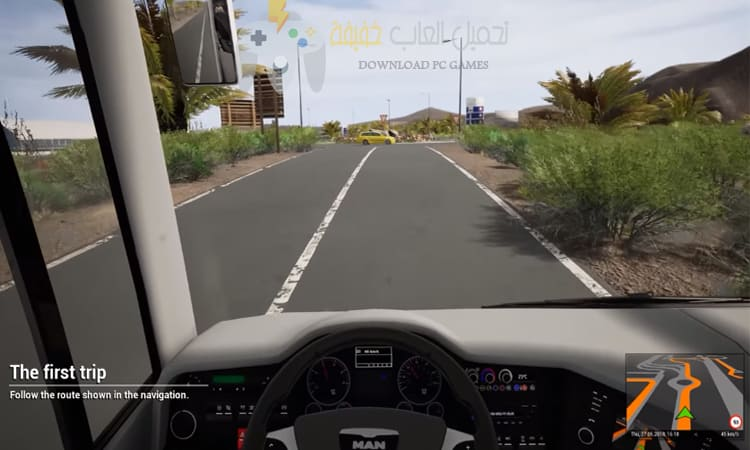 تحميل Tourist Bus Simulator