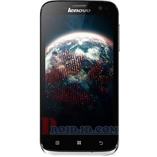 Cara Flashing Lenovo A859
