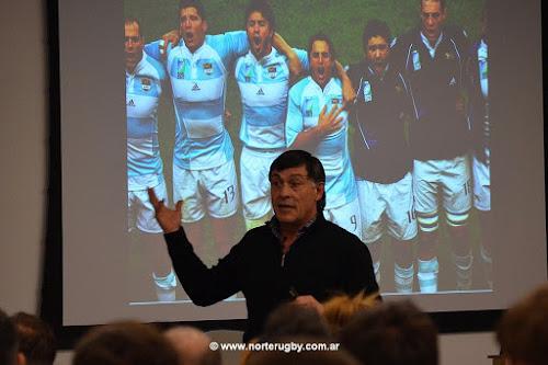 Daniel Hourcade: El sentido de pertenencia #ClubesDeRugby #LosPumas