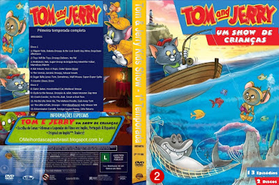 Tom e Jerry Kids