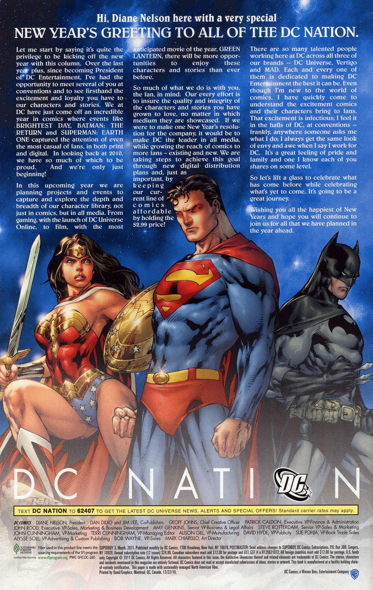 Superboy [I] Issue #3 #3 - English 33