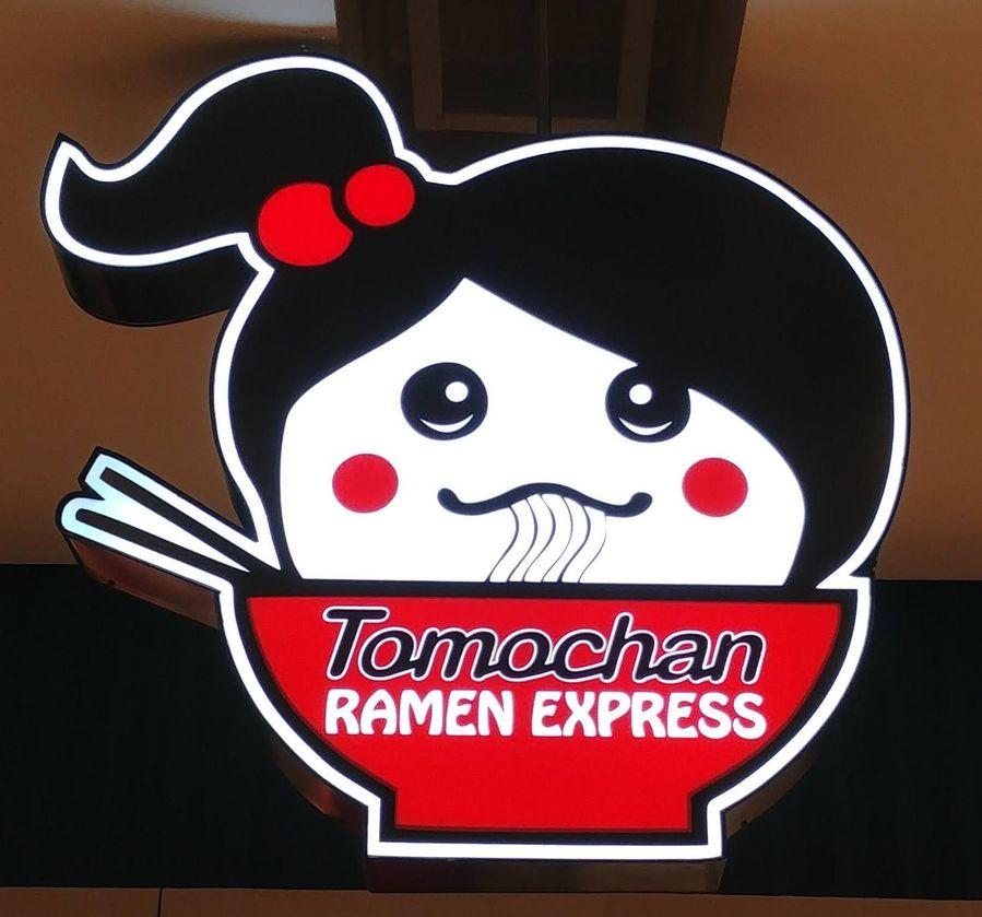 Tomochan Ramen Express logo