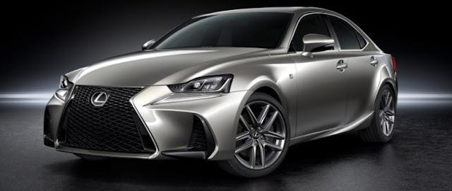Harga Mobil Lexus is