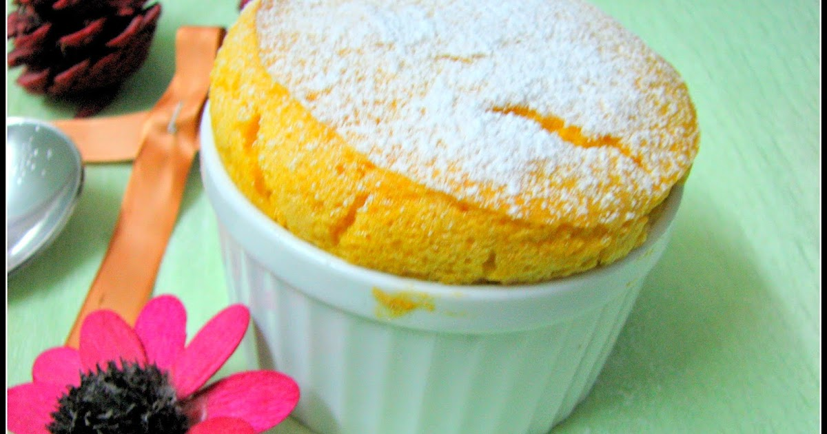 Souffle: Custard and Beaten Egg Whites Paper