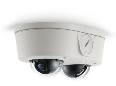 MicroDome Duo Security Camera