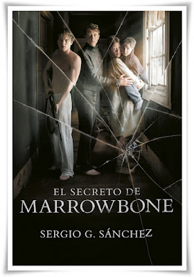 Libro El secreto de Marrowbone