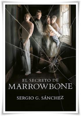 Libro El secreto de Marrowbone