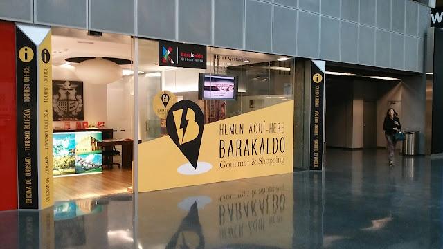 Oficina de turismo de Barakaldo abierta en BEC!