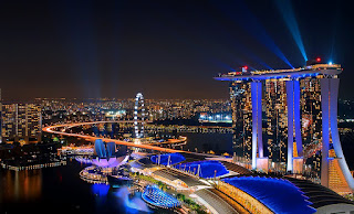 Crazy Rich Asians and Singapore Travel