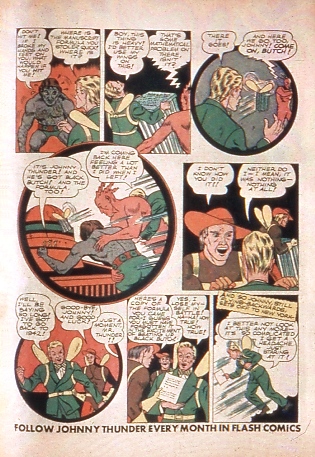 All-Star Comics (1940) issue 10 - Page 62