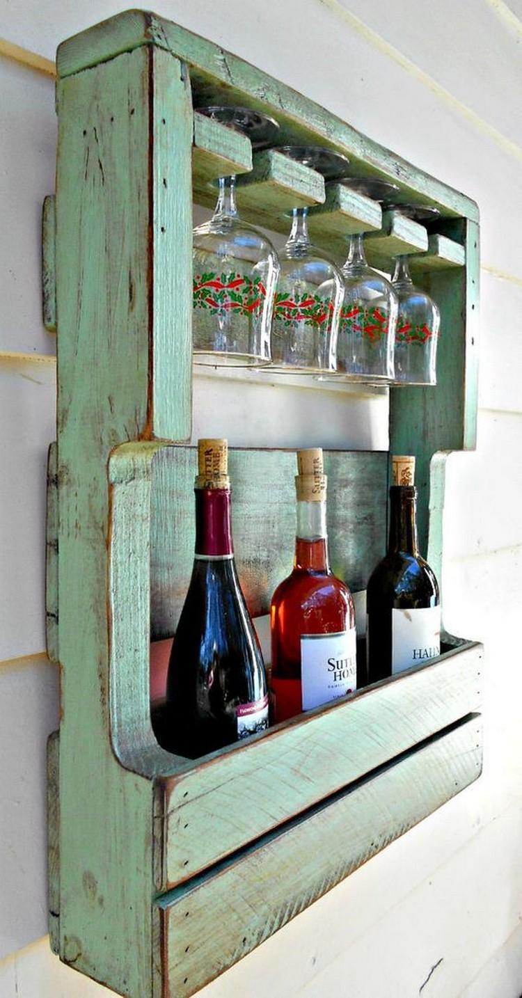 Time Saving Ideas For DIY Pallet Wine Racks At Ur Rooms ...