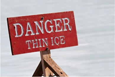 In The Well Known Words Of Lord Morris In The Case Of Knuller V Dpp1 Those Who Skate On Thin Ice Can Hardly Expect To Find A Sign Which Will Denote The