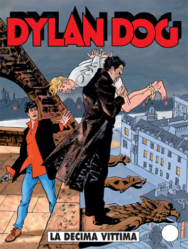 Dylan Dog (1986) 219 Page 1