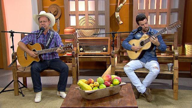Brasil Caipira apresenta Rony & Rey, Grampão & Tiãozinho e Anísio Coelho & Rodrigo