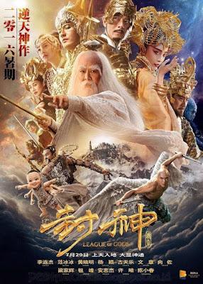 Sinopsis film League of Gods (2016)
