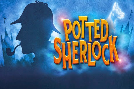Potted Sherlock - all 60 stories told in 70 minutes