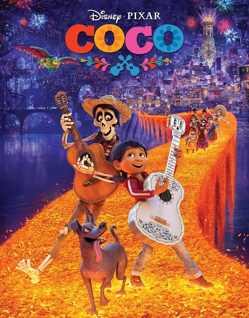 Coco [2017] [DVDR] [NTSC] [CUSTOM HD] [Latino Line] [V2]