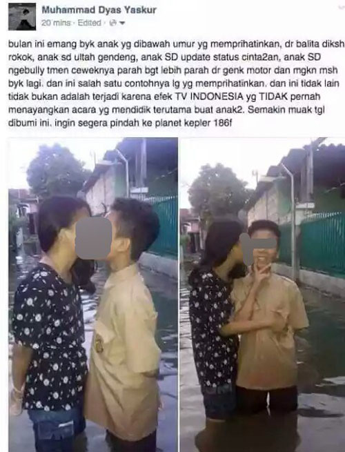 Foto Hot Fenomena Pacaran Anak SMP dan Cabe-Cabean Jaman Sekarang