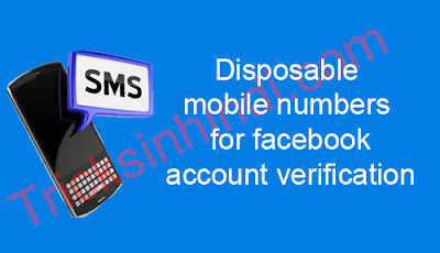 Disposable mobile numbers