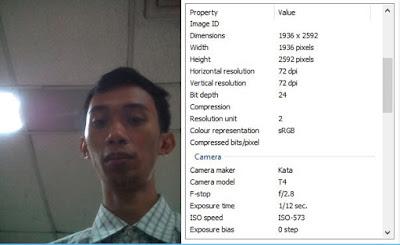 Kata T4 Tablet Front Camera
