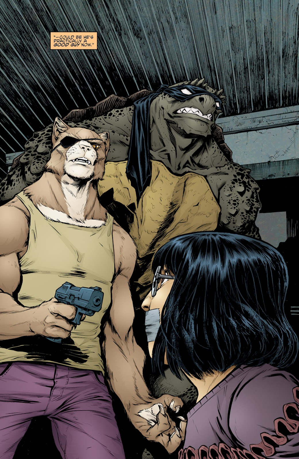 Read online Teenage Mutant Ninja Turtles: The IDW Collection comic -  Issue # TPB 4 (Part 3) - 57