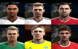 Facepack v4 2016 Pes 2013 by bradpit62