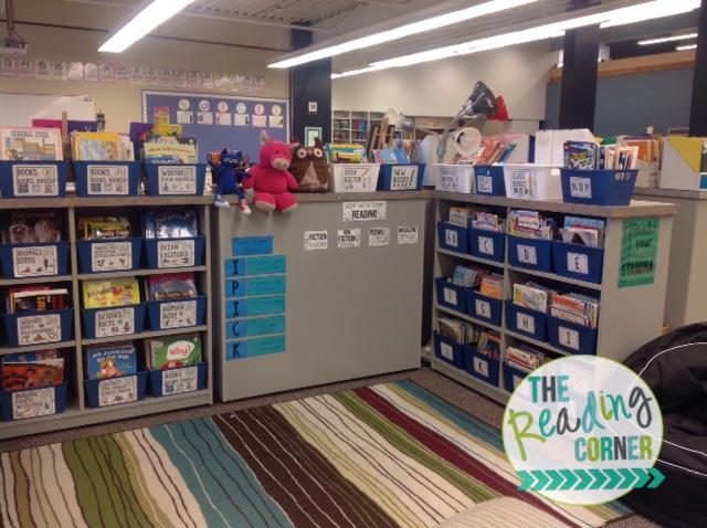 The Reading Corner My Classroom